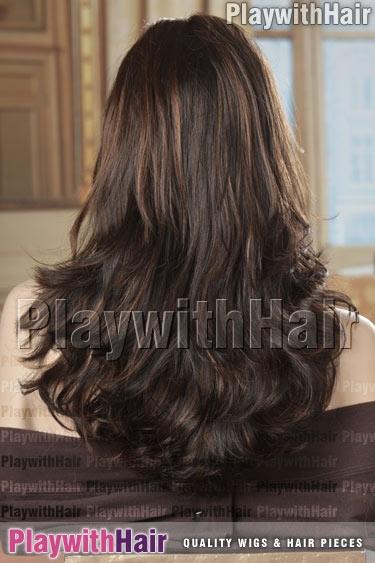 5h Dark Brown Swirl