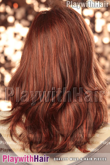 131gr Regrowth!! Copper Red
