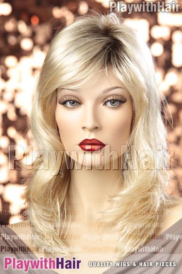 614gr Blonde & Dark Roots