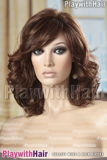 31h Dark Auburn Brown Blend
