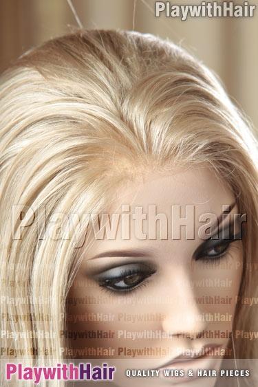 8/27/33h Unique Brown Blonde Mix