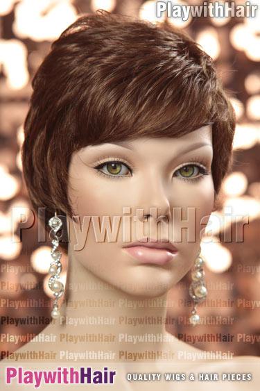 827r Brown Blonde Tip