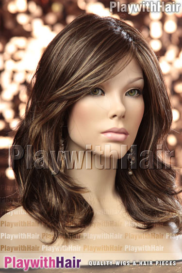 626h Brown Gold Blonde Mix