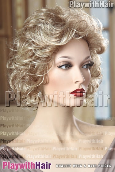 88r Warm Blonde & Dark Roots