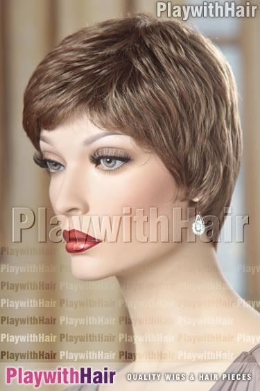 814r Brown Blonde Tip