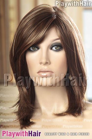 814h Brown Blonde Mix