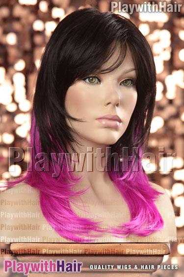 berrytwist Black Berry Pink Tip
