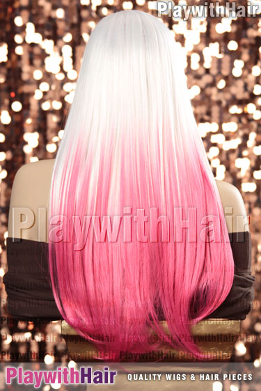 pepperminttwist White Hot Pink Tip