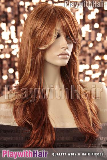 ginger Ginger Red