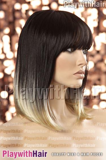 vanillatwist Black Blonde Tip