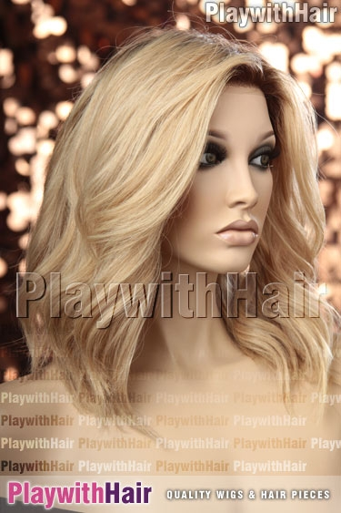 22/16s8 Light Natural Blonde REGROWTH Roots
