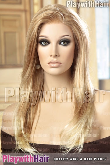 27t613f Blonde Pale Tips