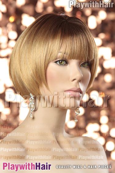 honeycaramel Ombre Dark Brown Root & Light Blonde Tip
