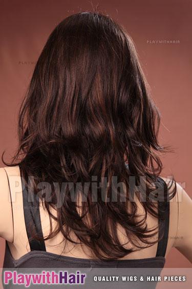 hl4/30 Dark Brown Auburn