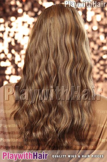 f4/27 Brown Blonde Chunk