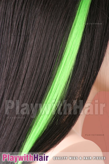 green Bright Green!