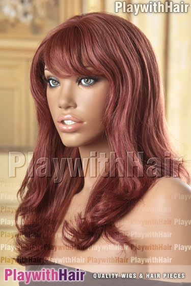 33 Rich Red Auburn Brown