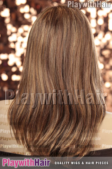 p4/27 Brown Blonde Mix