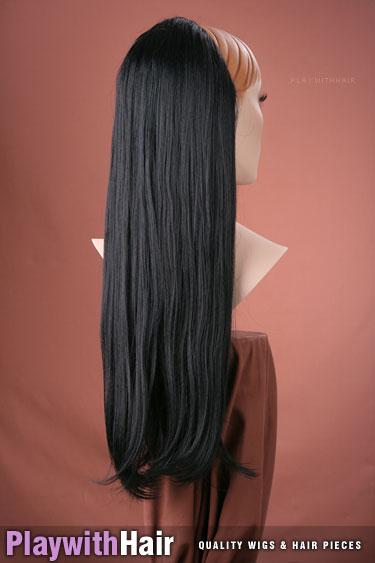 1b Soft Black