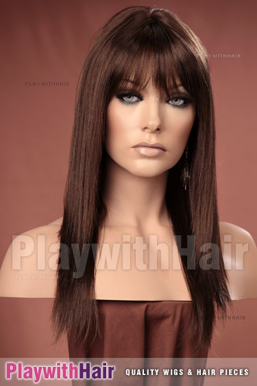 Sepia - Jewel Synthetic Wig - Synthetic Wigs 0ea12ebb7
