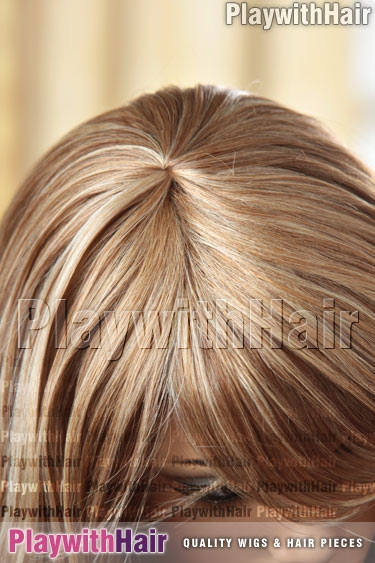 som7015 Buttery Blonde Regrowth