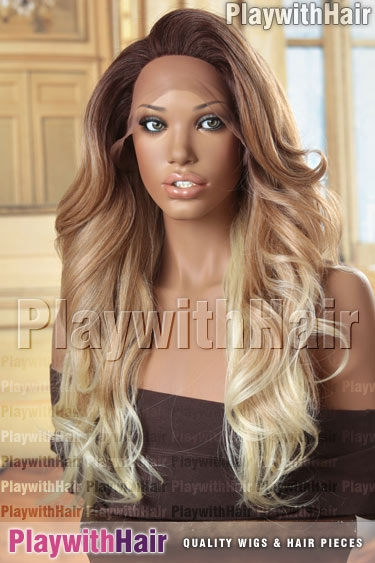 2t27/613 Ombe Black Brown Blonde