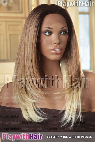2t27/613 Ombe Black Brown Blonde