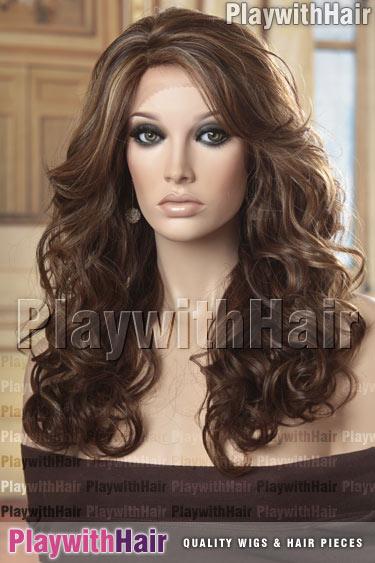 fs8/27/613 Brown Blonde Swirl
