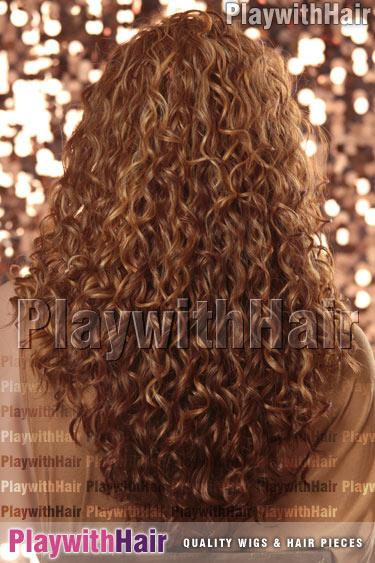 gf8642 Blonde Underlayer Swirl