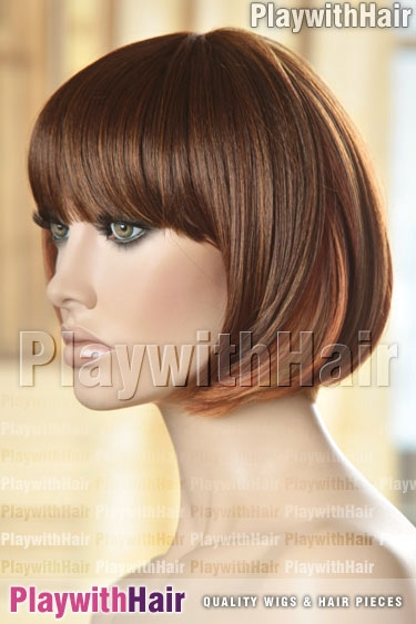 lx2733 Ombre Brown Auburn Blonde