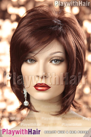 burgundy Rich Red Brown