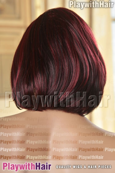 p1b/bur Black Red Burg Mix