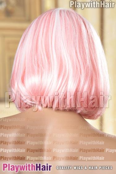 pinkglow Pink White Chunks