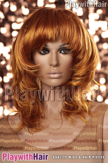 sp161 Feiry Copper Ginger