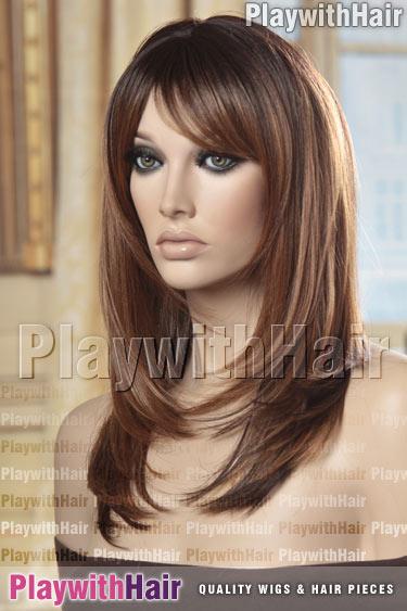 som7002 Caramel Blonde Brown Mix Regrowth