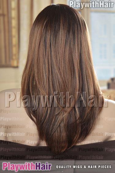 Long hair romantic play
