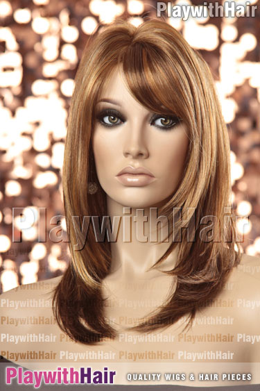 f2016 Brown Golden Blonde Mix
