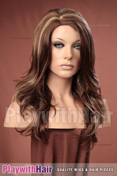 sh24/8 Chunky Brown Blonde